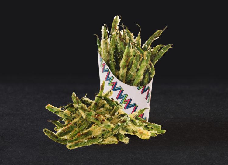 Battered Green Beans