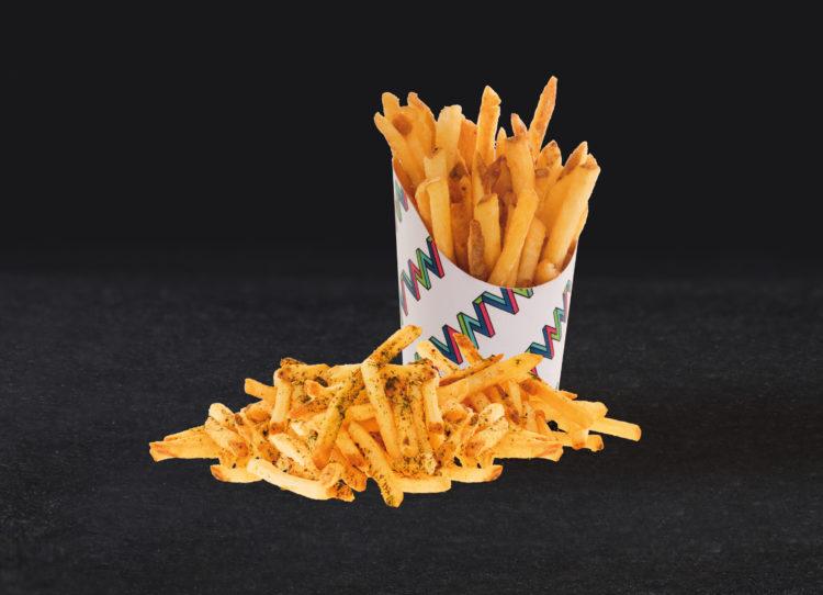 Skinny Fries/Seaweed Fries (Regular)