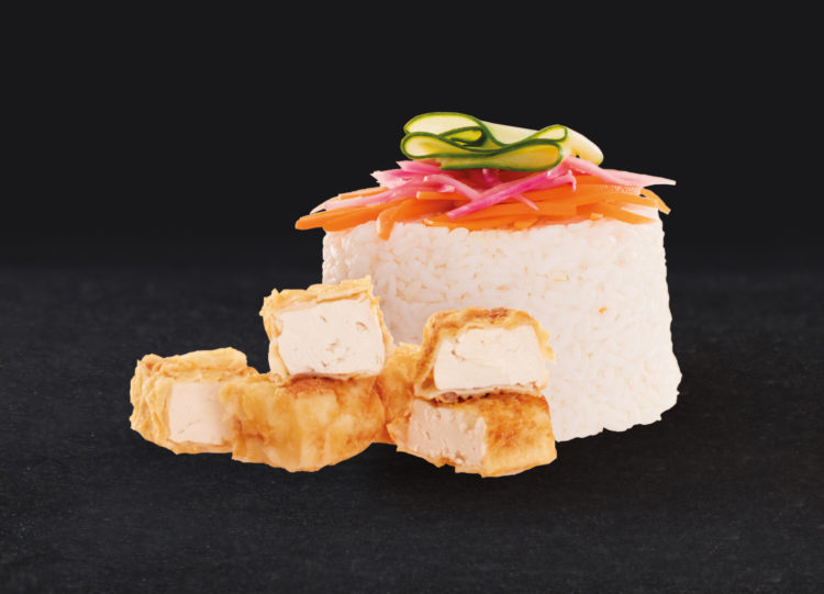 Tofu Rice Box