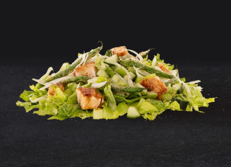 Yuzu Dressed Tofu Salad